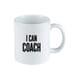 I CAN COACH - Sublimation White Mug 350 ml