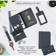 Travel Essentials Gift Box- Pack Of 4