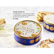 Smoor Danish Cookie Tin