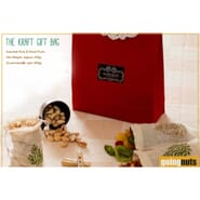 Goingnuts- The Kraft Gift Bag