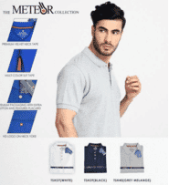 Swiss Military Bio Wash Polo T-shirt