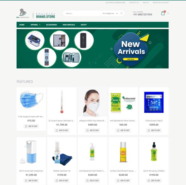 RLE brandStore - Official brandStore by OffiNeeds
