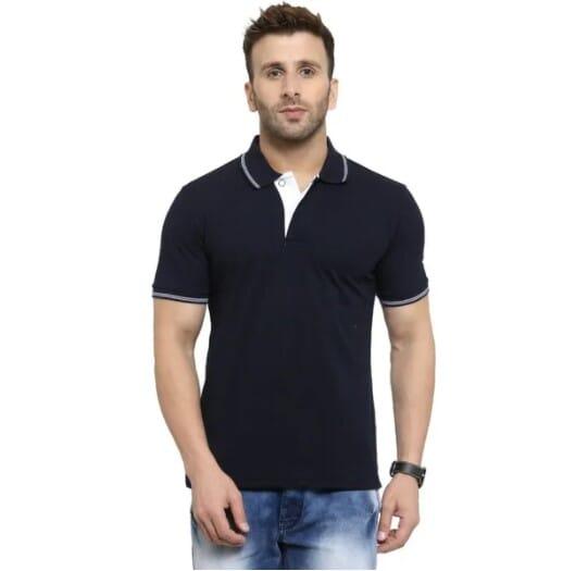 AWG Green Polo T-Shirt