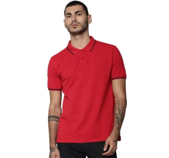Jack N Jones Jacquard with Tipping