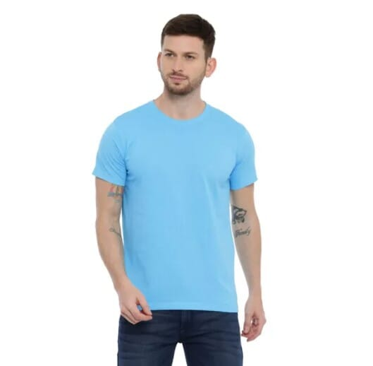 Jonty Clovis Unisex R-Neck HS T-Shirt