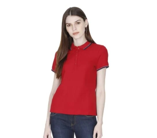 M&S T-Shirts Women With Tipping