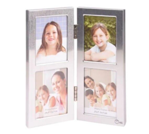 Multi Pix Aluminium Photo frames
