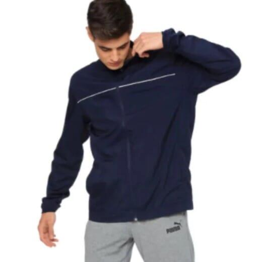 Puma Men's Woven Track Jacket